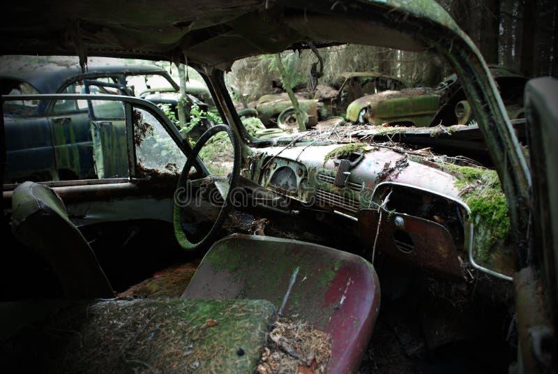 Ruina fotografía de archivo