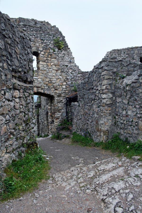 Download Ruina zdjęcie stock. Obraz złożonej z budynek, antyk - 26424658
