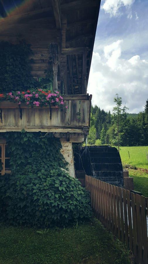 Ruina Austria Tirol zdjęcie royalty free