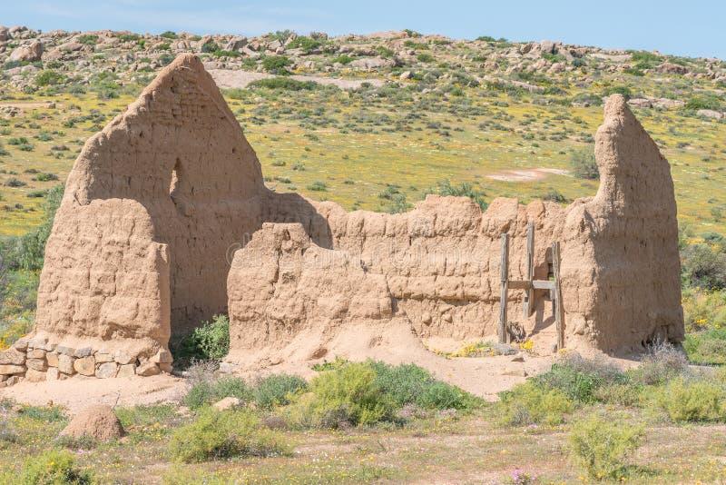 Ruina millhouse zdjęcie stock