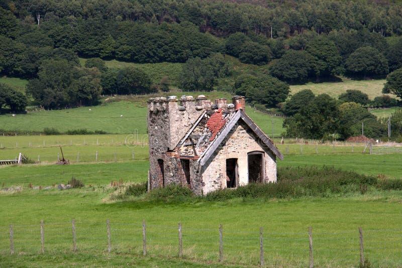 Ruina vieja fotos de archivo libres de regalías