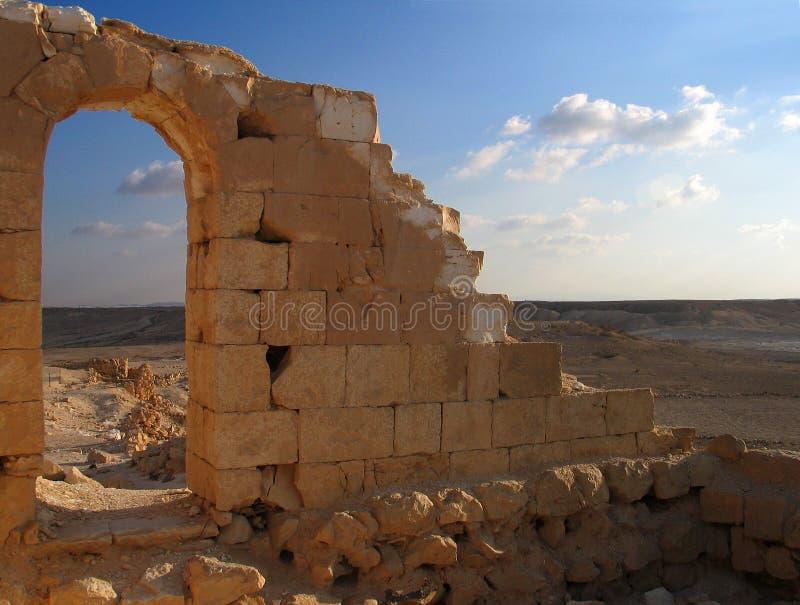 Ruinas antiguas imagen de archivo libre de regalías