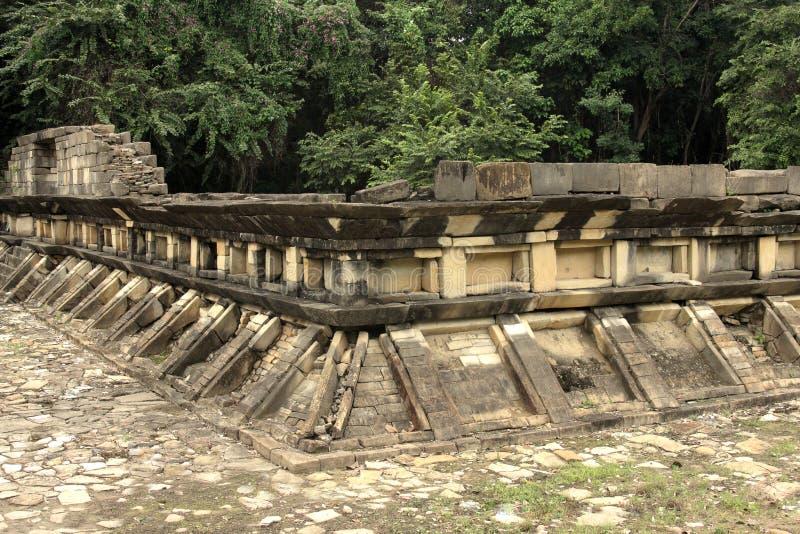 Ruinas arqueológicas del EL Tajin, Veracruz, México foto de archivo libre de regalías