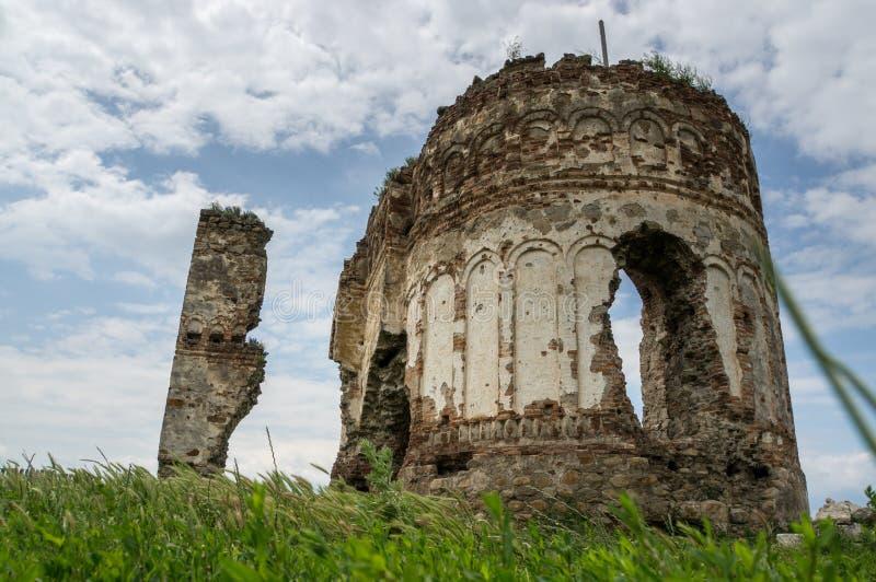 Download Ruinas de Bociulest foto de archivo. Imagen de interior - 41903426