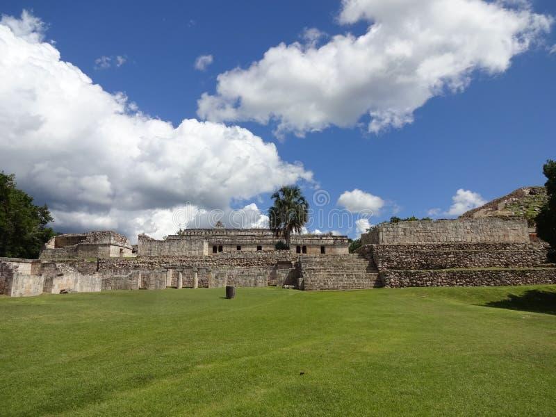Ruinas de Kabah en Yucatán México fotos de archivo libres de regalías