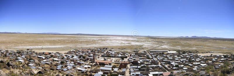 Ruinas de la Atlántida, Bolivia fotografía de archivo libre de regalías
