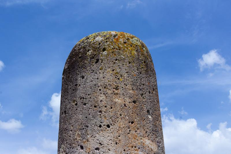 Ruinas de Mitla en Oaxaca México imágenes de archivo libres de regalías