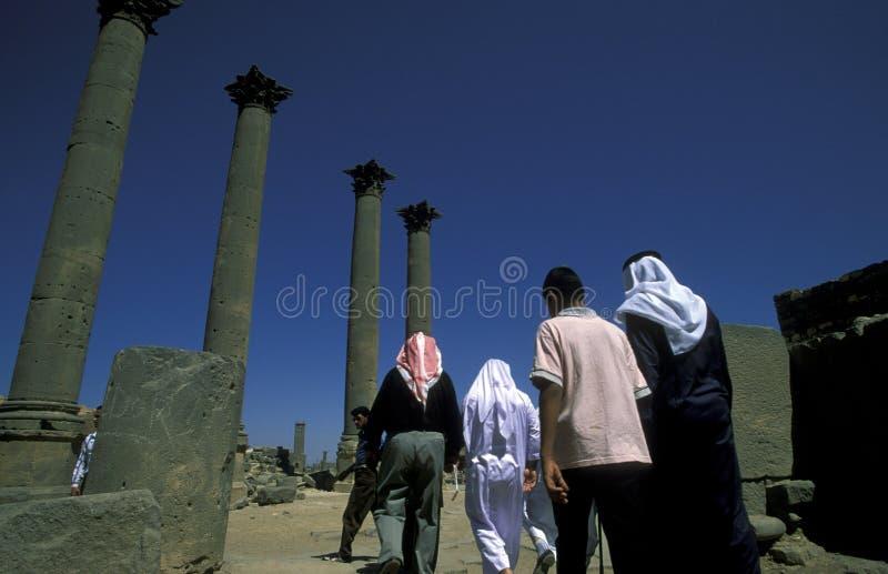 Download RUINAS DE ORIENTE MEDIO SIRIA BOSRA Foto editorial - Imagen de ruina, siria: 64202681