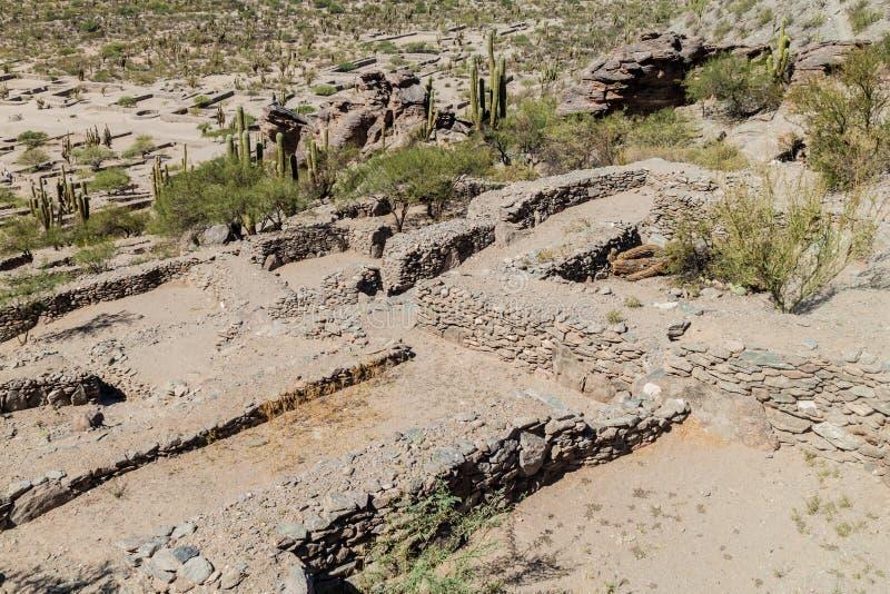 Ruinas de Quilmes fotos de archivo