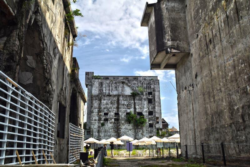 ruine stockfotografie
