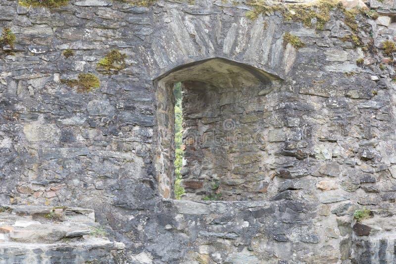 Ruine Baldenau photos libres de droits