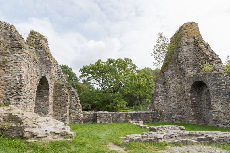 Ruine Baldenau photographie stock