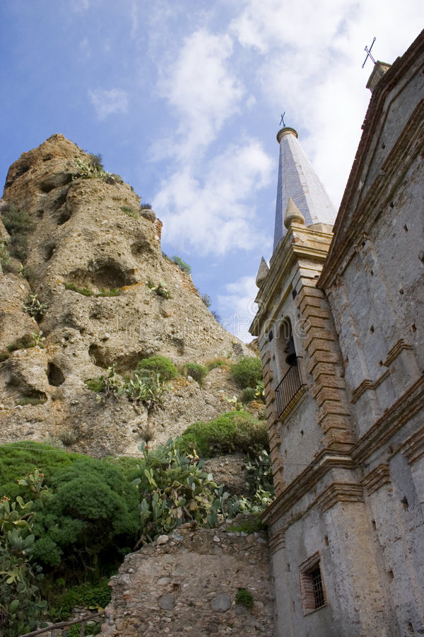 Ruine Calabre images stock