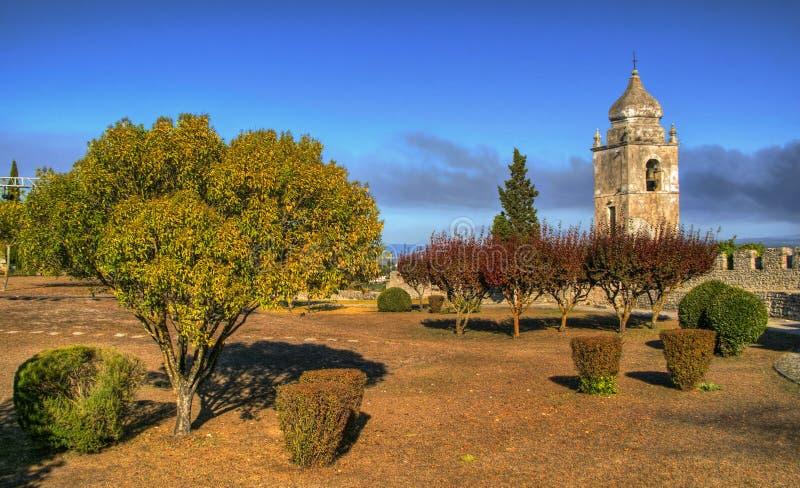 Download Ruined Castle Of Montemor-o-Velho Stock Image - Image of castles, historic: 92490539