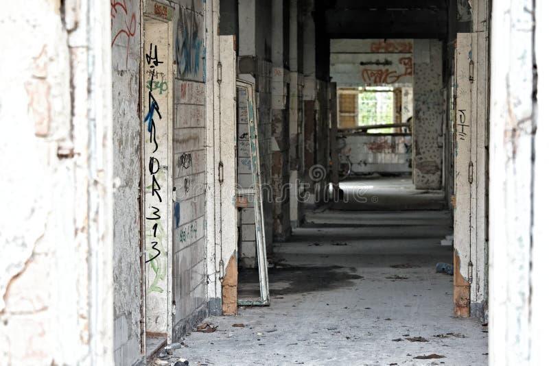 Ruinen lizenzfreies stockbild