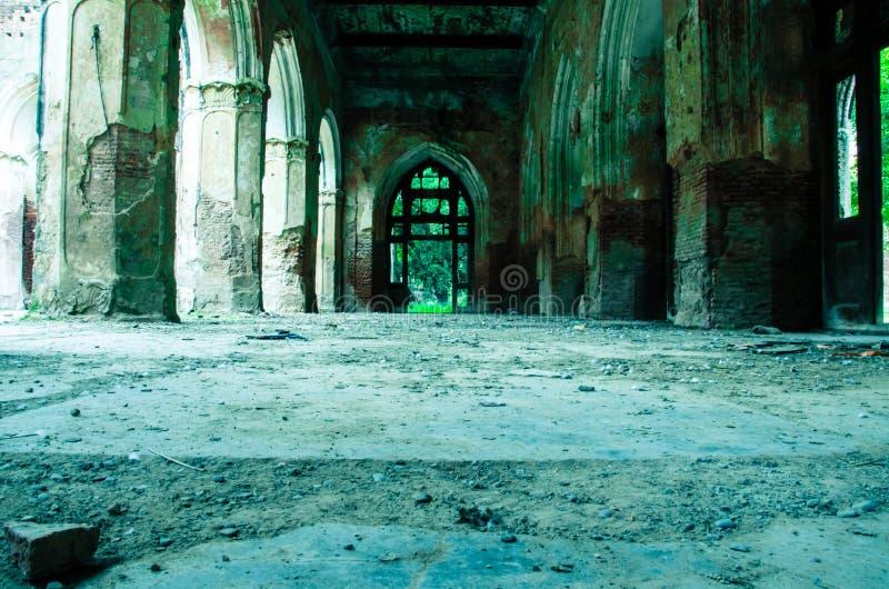 Ruinen alten Fort patiala lizenzfreie stockfotos
