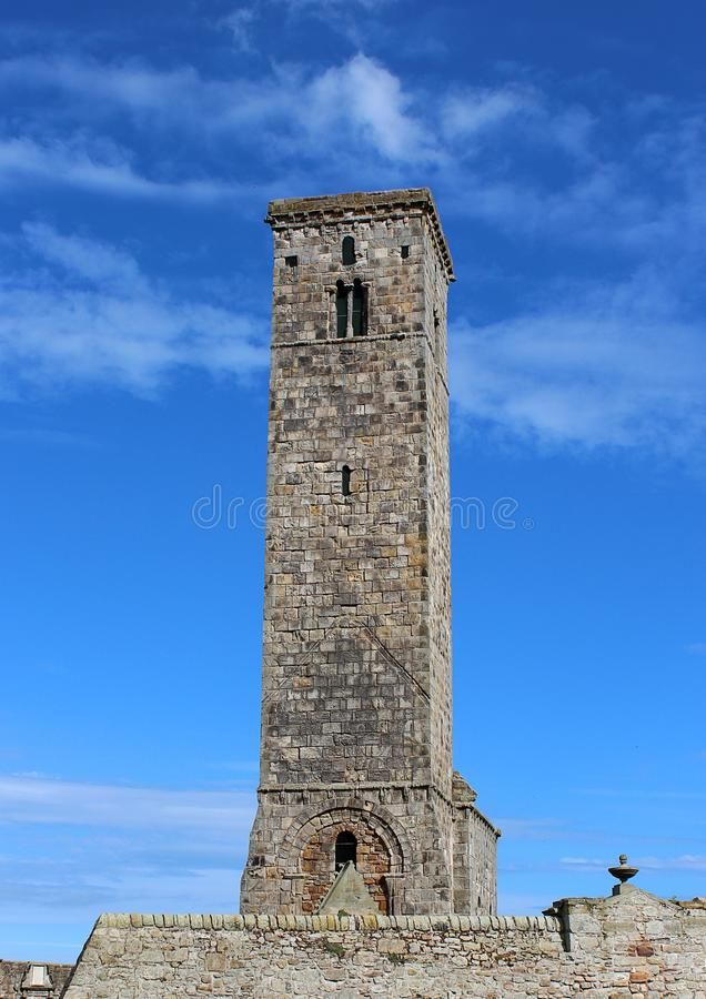 Ruinen Kathedrale der Str lizenzfreie stockbilder