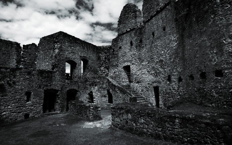 Ruinen von Rabi stockfoto