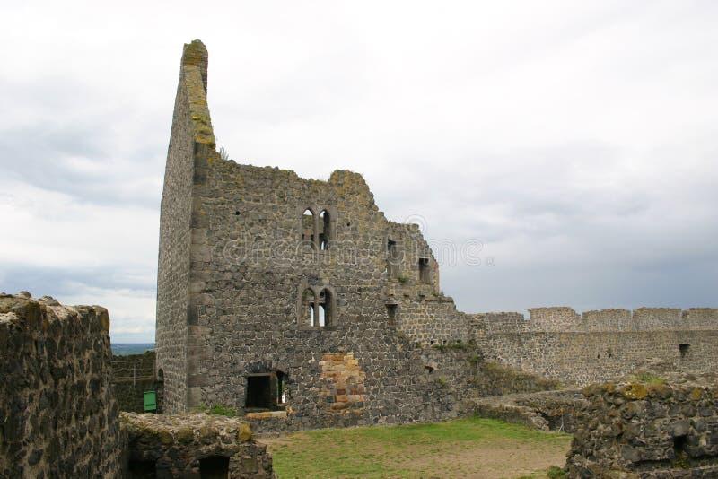 Download Ruines image stock. Image du ciel, historique, château - 171555