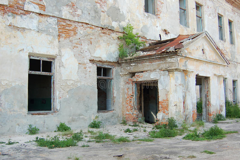 Ruines fotografía de archivo