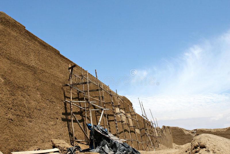 ruines chan images libres de droits