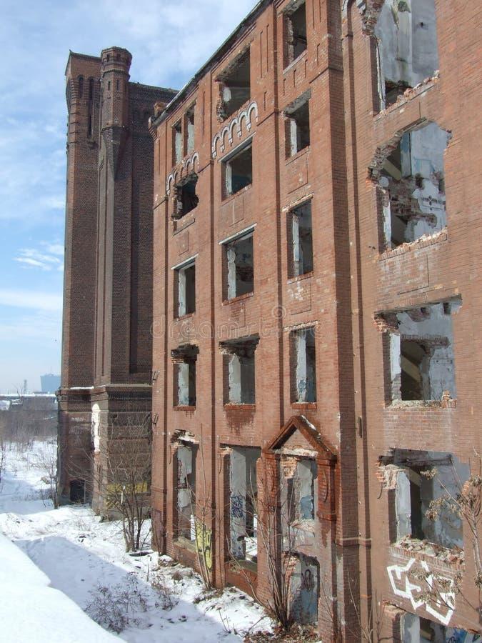 Ruines d'Assan Mill image libre de droits