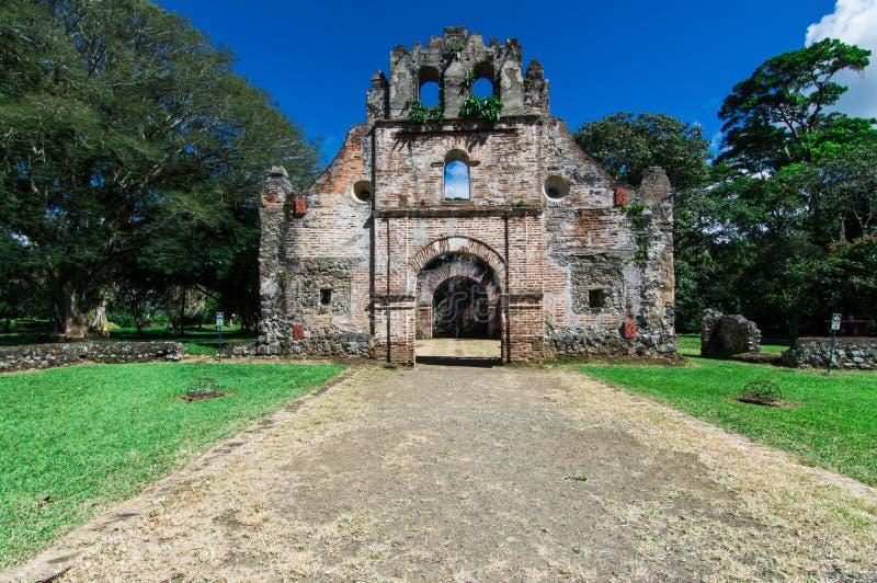 Ruines d'Ujarras photo stock