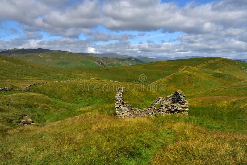 Download Ruines D'un Bâtiment De Ferme Image stock - Image du ferme, angleterre: 76084195