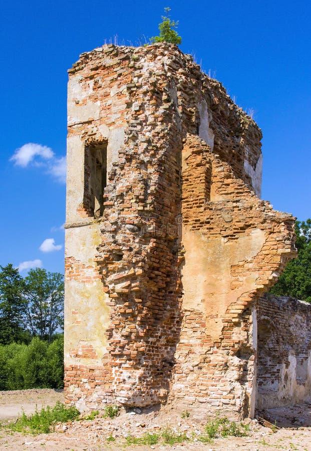 Ruines de culture photographie stock libre de droits
