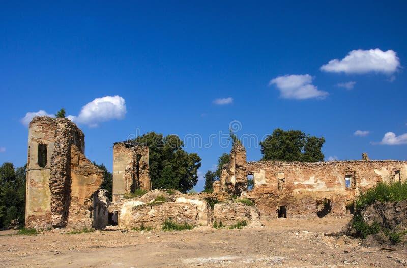 Ruines de culture image stock