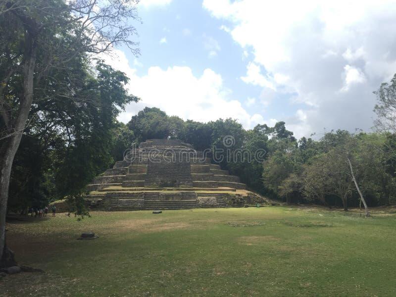 Ruines de Lunai photos stock