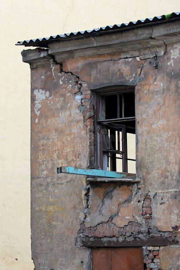 Ruines de ville image libre de droits