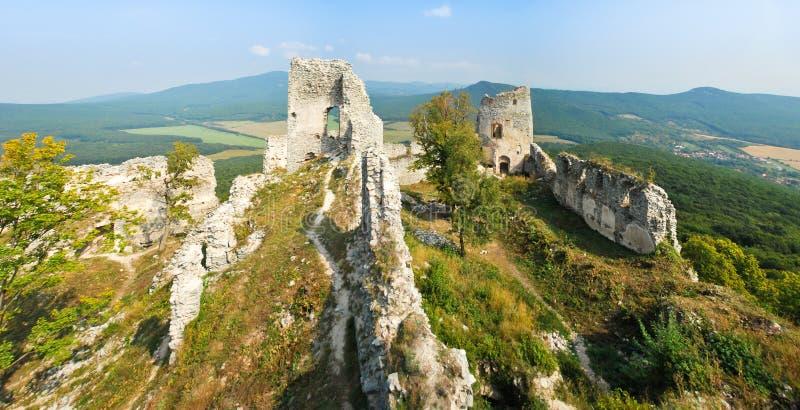 Ruines fascinantes images libres de droits