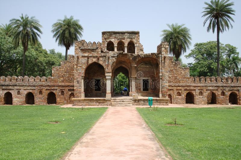 Download Ruins stock image. Image of khan, ancient, india, stone - 10636495