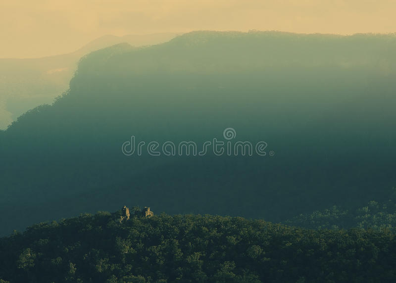 Download Ruins stock photo. Image of serene, building, forest - 18266454