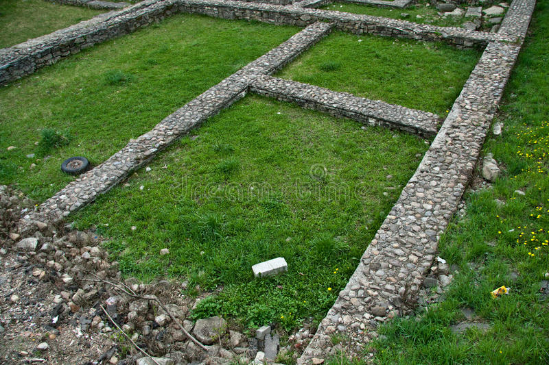 Download Roman ruins stock image. Image of archaeological, fragmented - 21826165