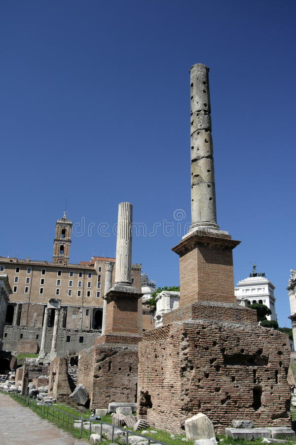 Download Ruins stock image. Image of ancient, obsolete, past, architecture - 27866741