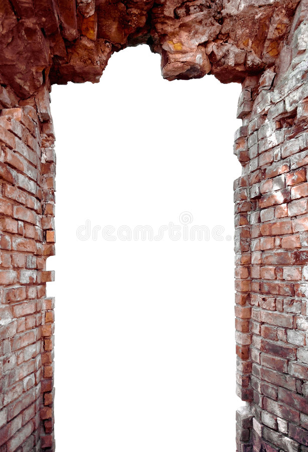 Download Ruins stock image. Image of architecture, broken, wall - 3046405
