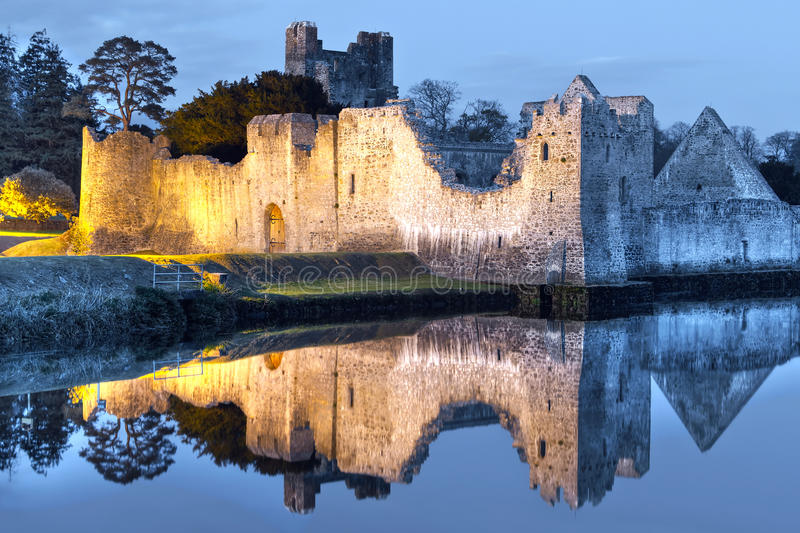 Download Ruins Of Adare Castle At The River Stock Photo - Image: 26989396