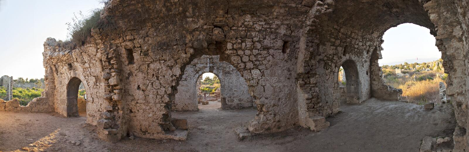 Download Ruins In Ancient Side Stock Photos - Image: 26702783