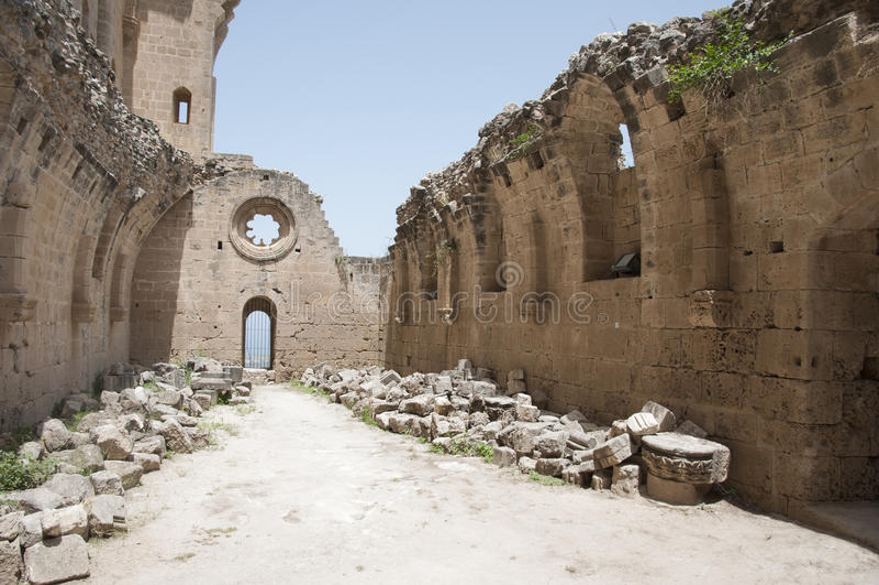 Download Ruins stock image. Image of fortress, basilica, column - 36488675