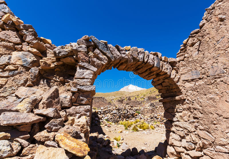 Download Ruins in Bolivia stock photo. Image of historical, inca - 32027988