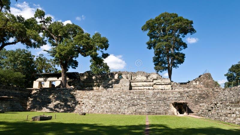 Ruins of Copán - Honduras stock photography