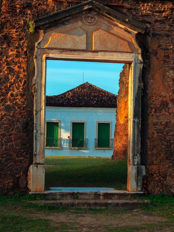 Download Ruins door stock photo. Image of ride, city, north, heritage - 41139298