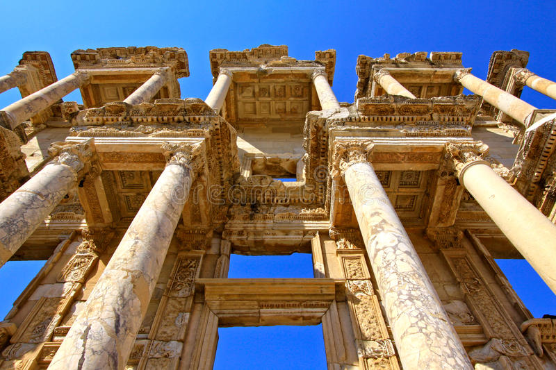 Download The Ruins At Ephesus, Turkey Stock Photo - Image: 21734216