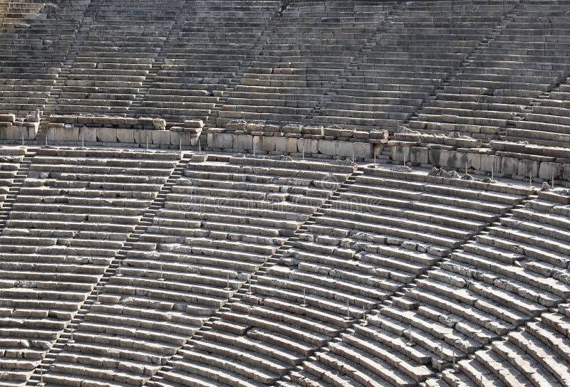 Download Ruins Of Epidaurus Amphitheater, Greece Stock Image - Image: 17766637