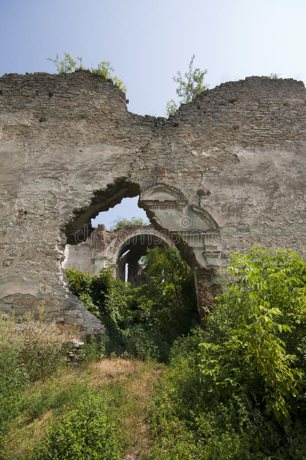 Download Ruins of fortress stock image. Image of architecture - 21595345