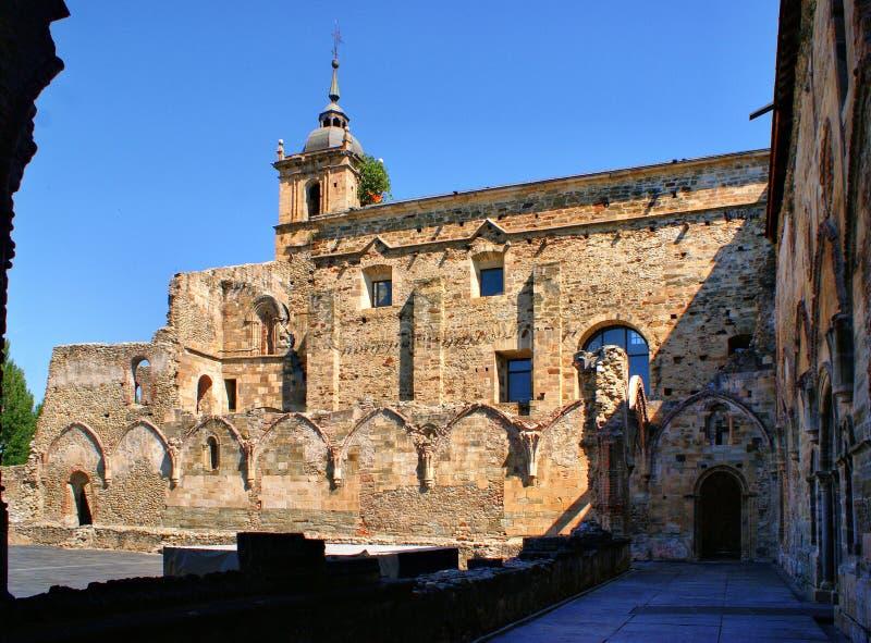 Download Ruins Of Monastery Of Carracedo On Bierzo Stock Photo - Image: 71144566