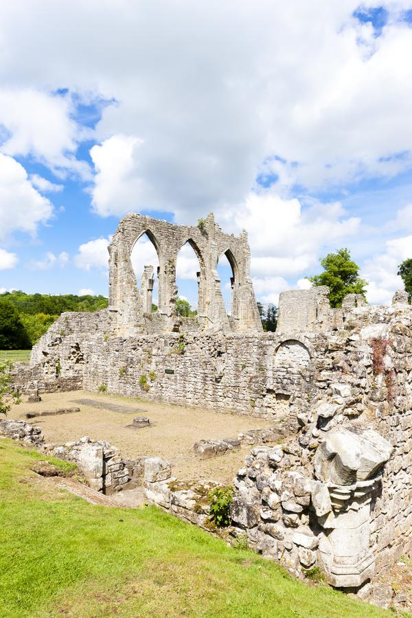 Free Ruins Of Bayham Abbey, Kent, England Royalty Free Stock Photo - 154261185