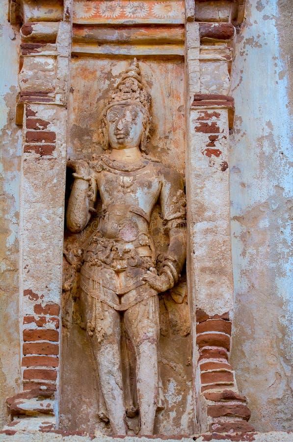 The Ruins Of Polonnaruwa in Sri Lanka. The Ruins Of Polonnaruwa, Sri Lanka. Polonnaruwa Is The Second Most Ancient Of Sri Lankas Kingdoms royalty free stock photo